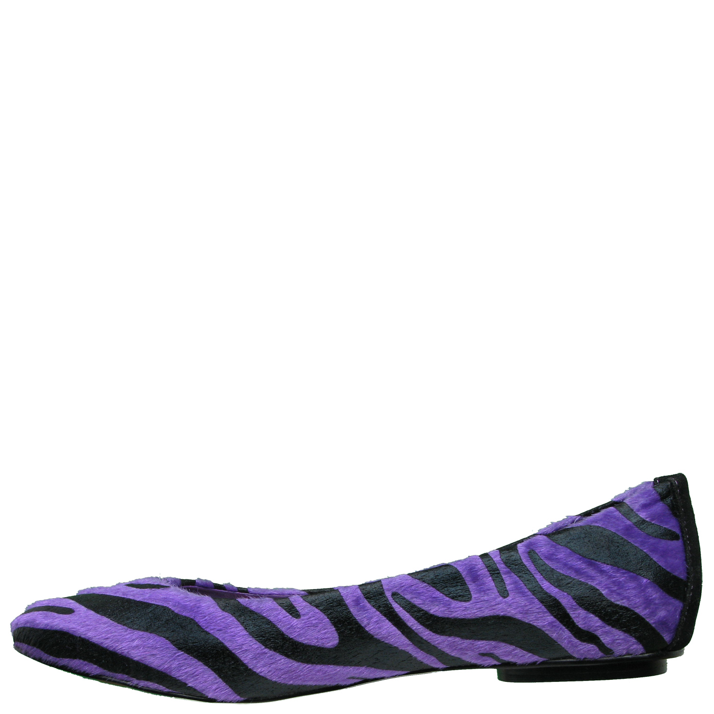 Ed Hardy Downtown Flat Shoe for Women - Purple