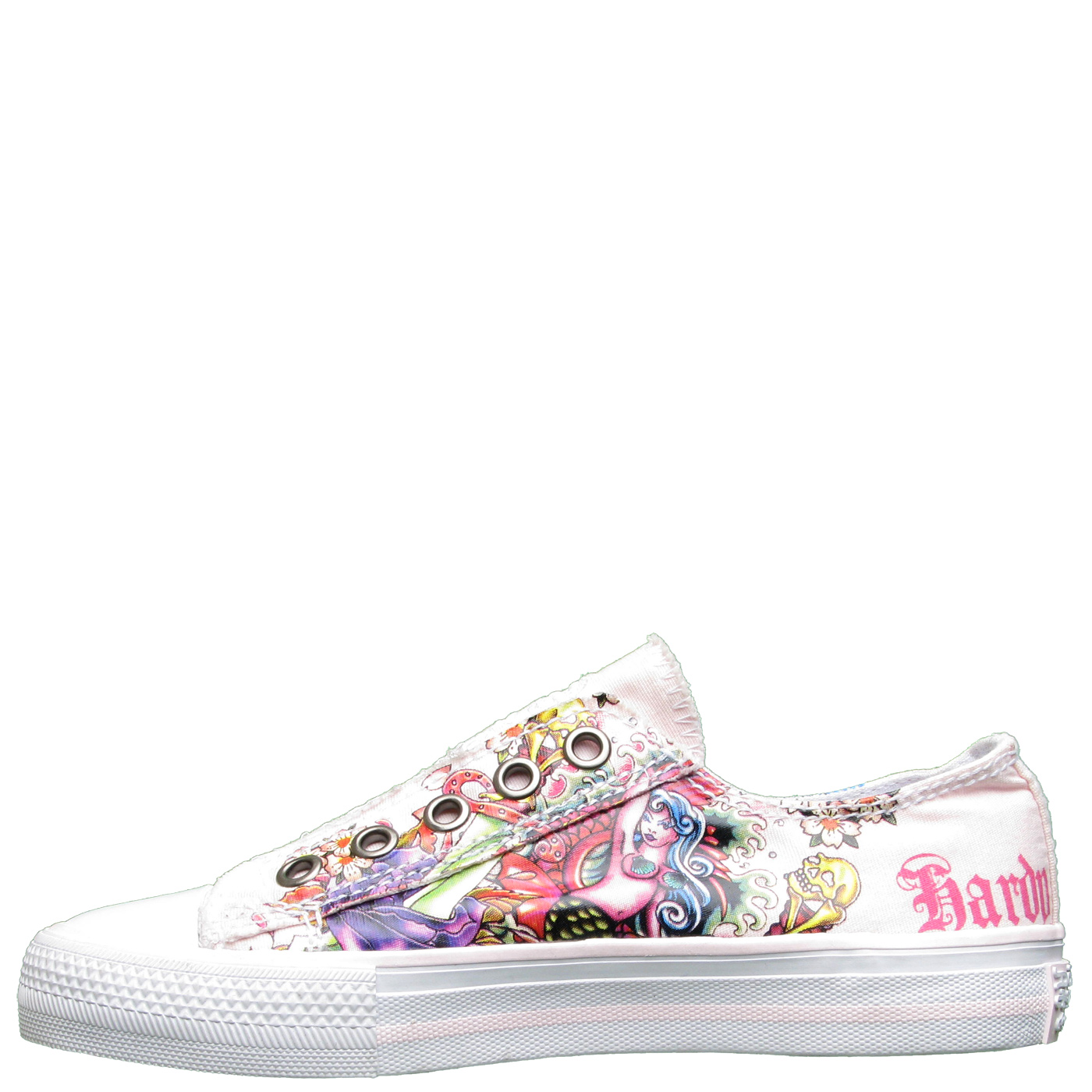 Ed Hardy Lowrise 100 Shoe for Women - Pink