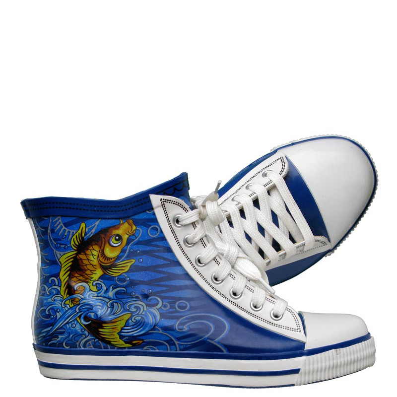 Ed Hardy Harrison Shoe For Women- Blue