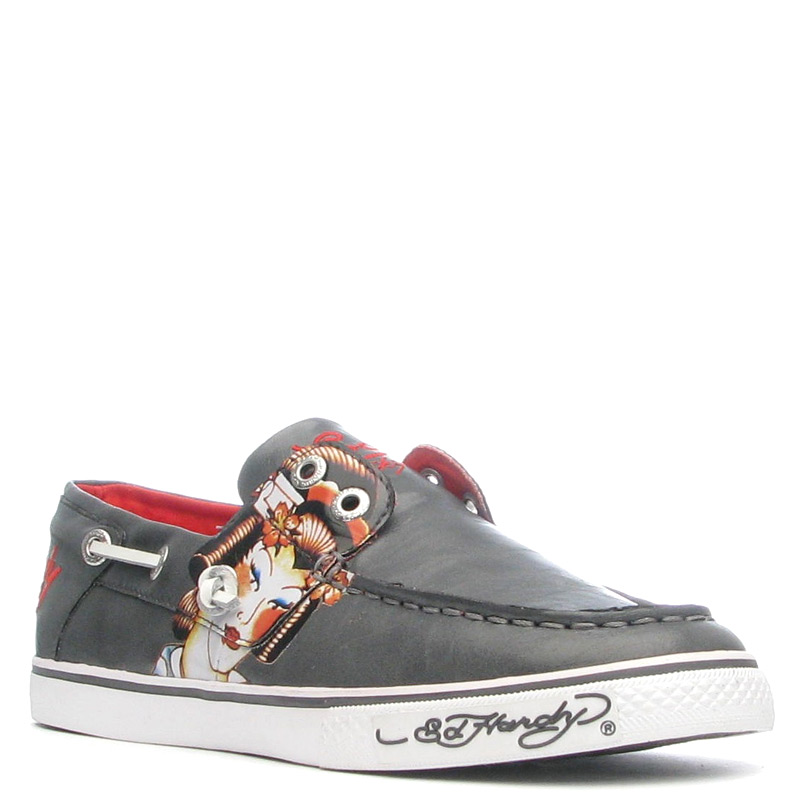 Ed Hardy Dera Shoe for Women - Grey
