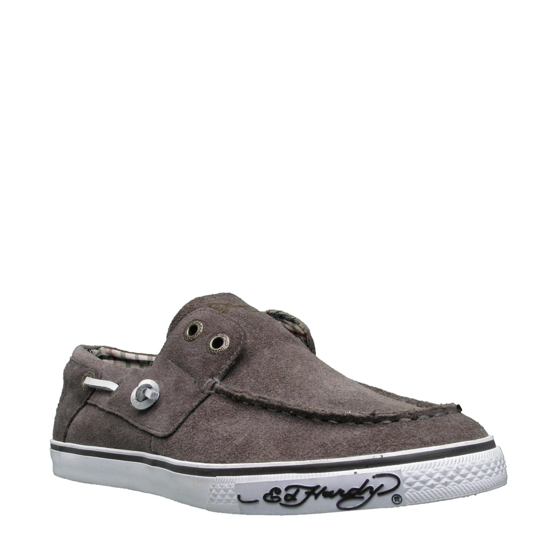 Ed Hardy Nalo Shoe for Women - Grey