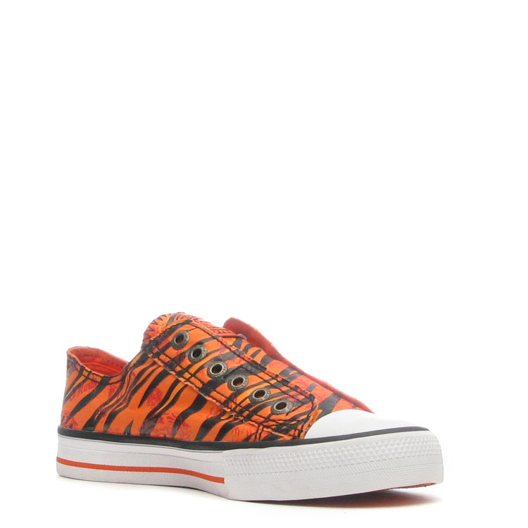 Ed Hardy Wilde Lowrise Shoe for Women - Orange