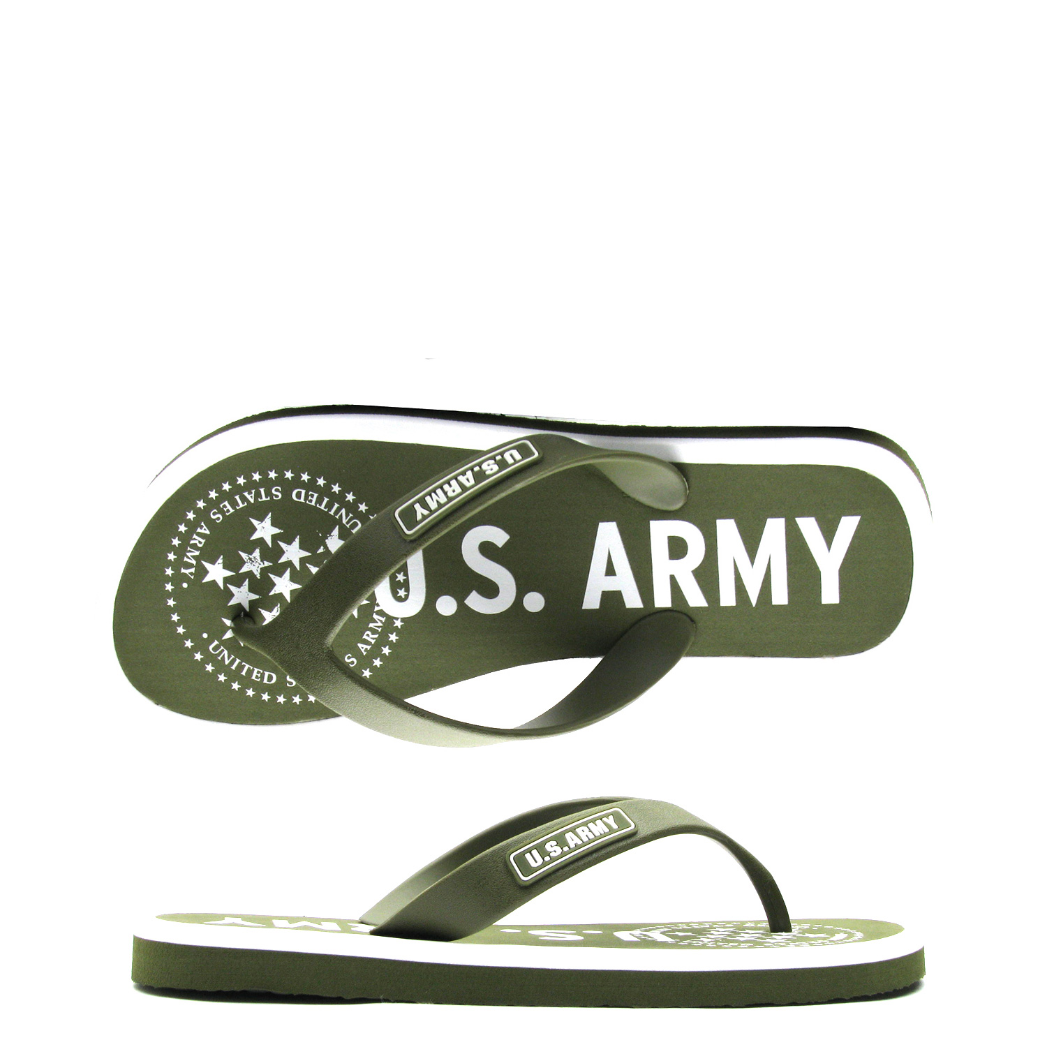 US Army Desert Sand Womens Sandal – Military