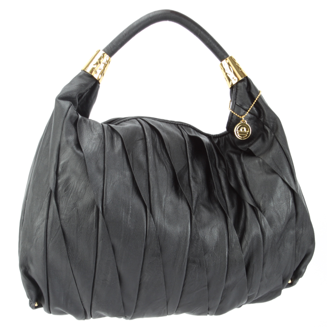 Big Buddha Nya Hobo Bag- Black