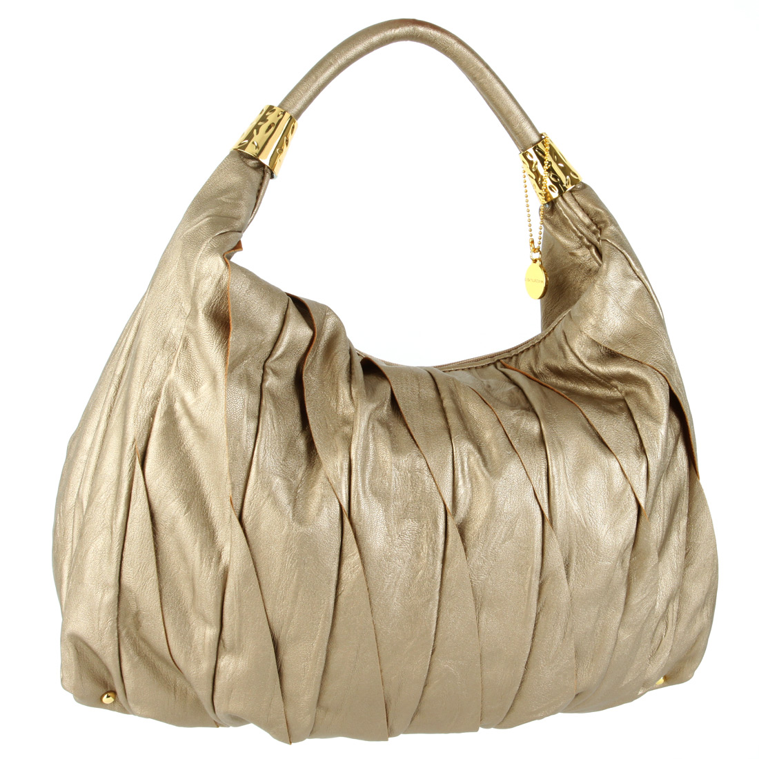 Big Buddha Nya Hobo Bag- Gold