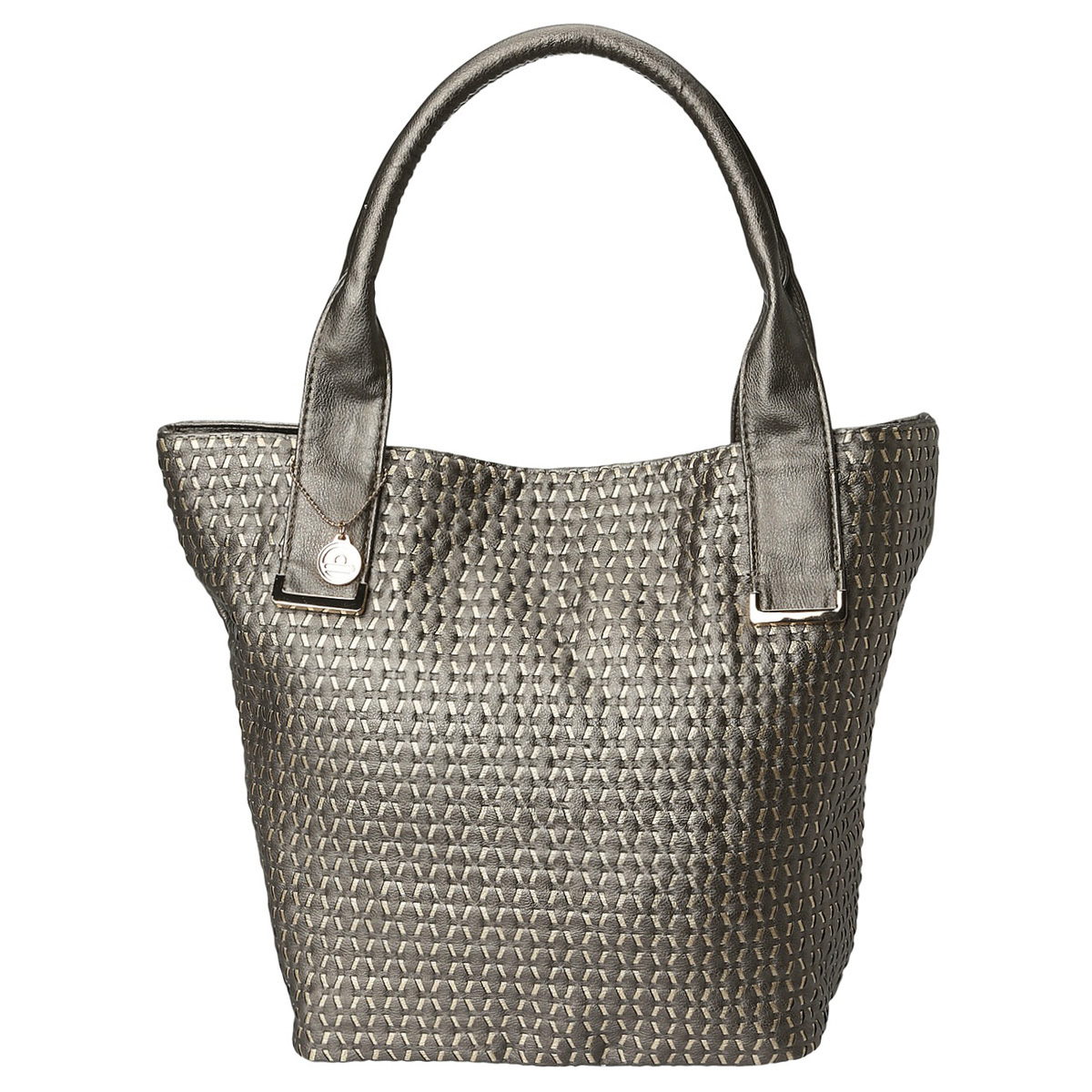 Big Buddha Bentley Tote - Gunmetal