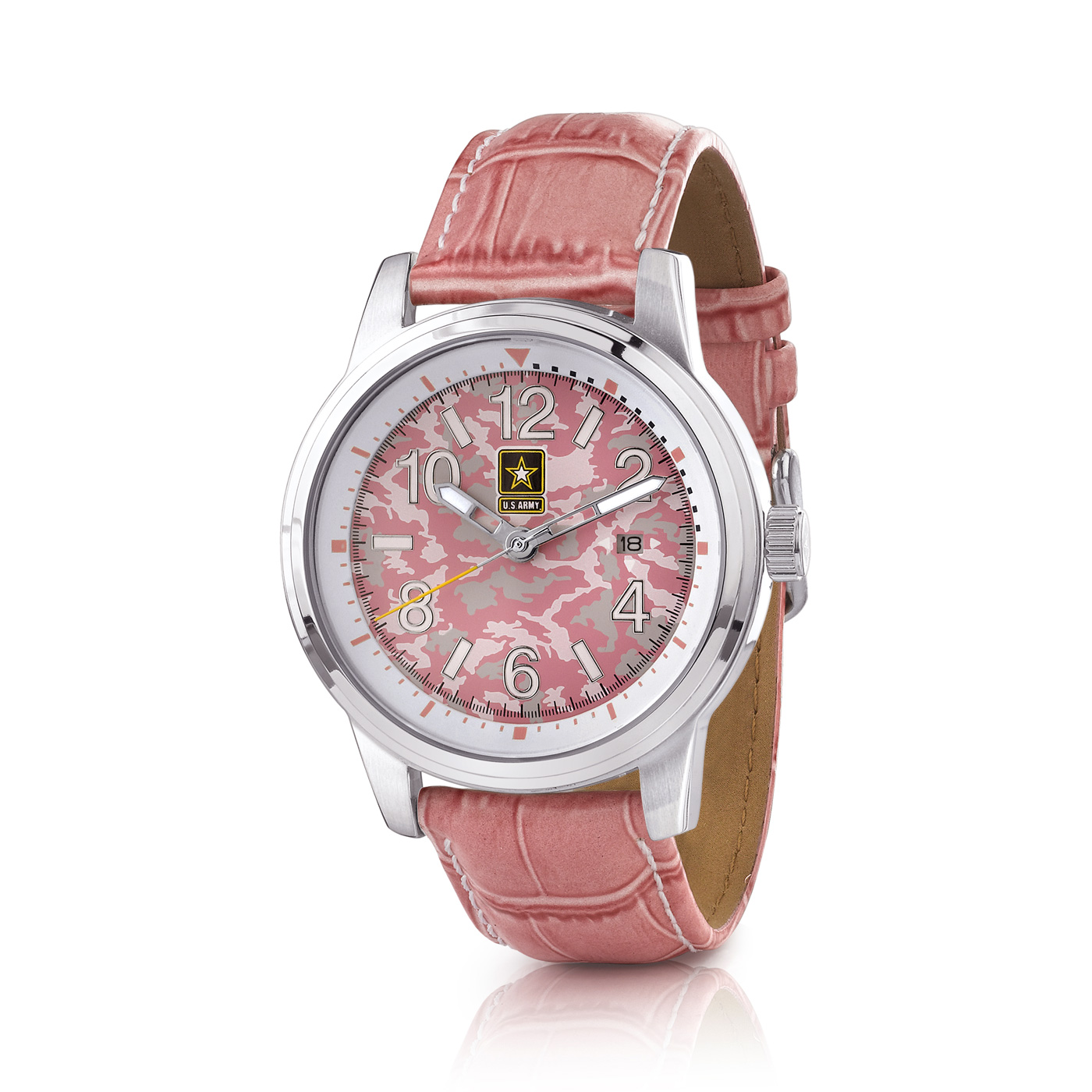US Army Womens Brigade Vicious Watch – Pink