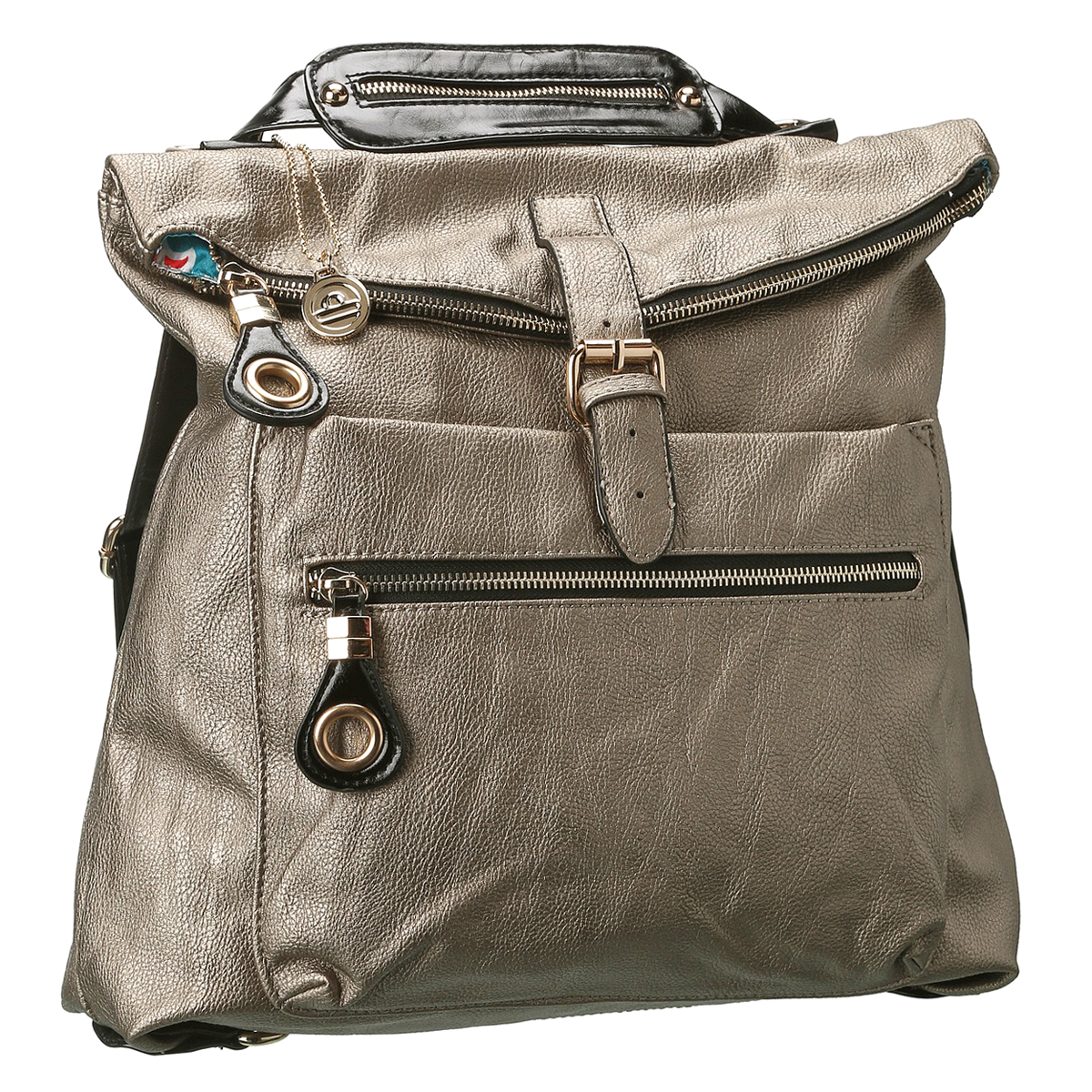Big Buddha Knoll Backpack - Gunmetal