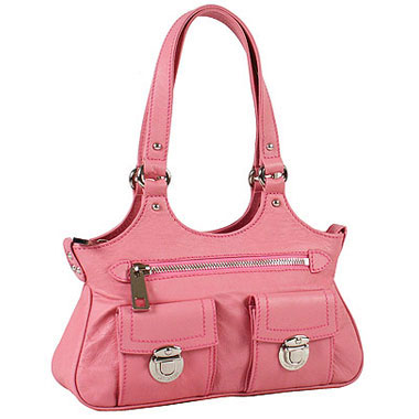 Marc Jacobs Anouk Handbag - Hot Pink