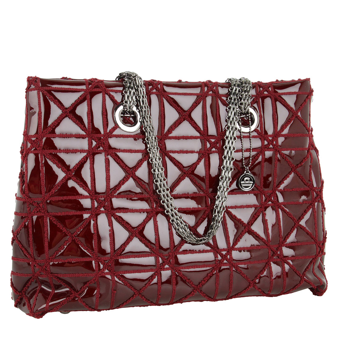 Big Buddha Perry Tote - Burgundy