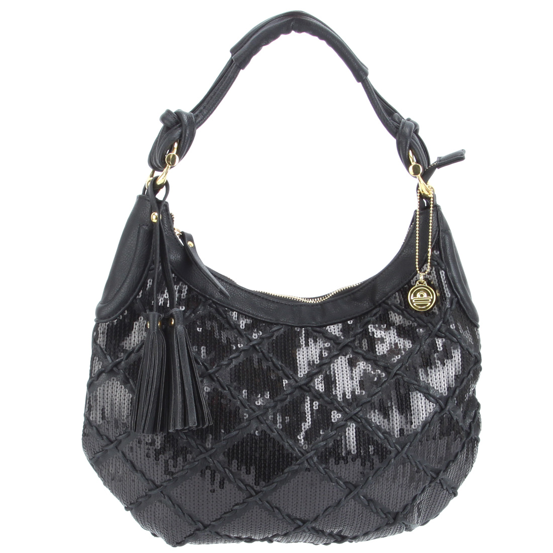 Big Buddha Hobo Roxie - Black