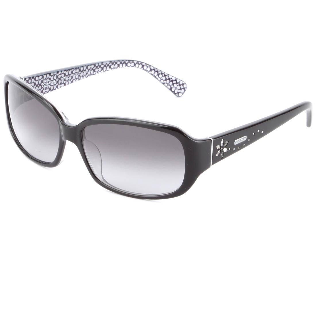 Coach S782A Henriette Sunglasses-Black