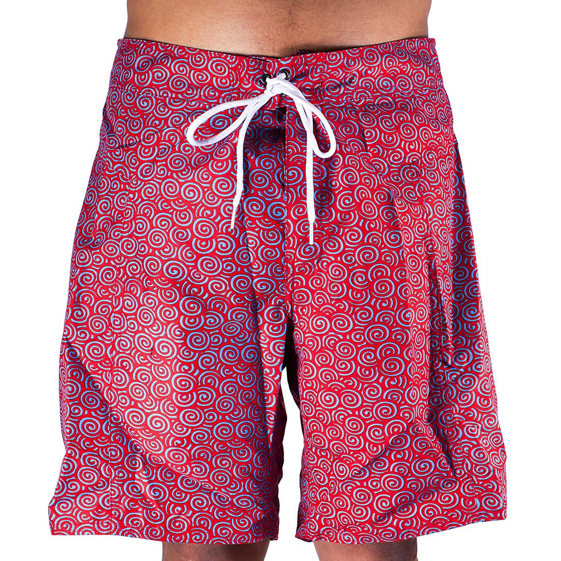 Trunks Men's Salty Board Shorts – Poppy Swirls