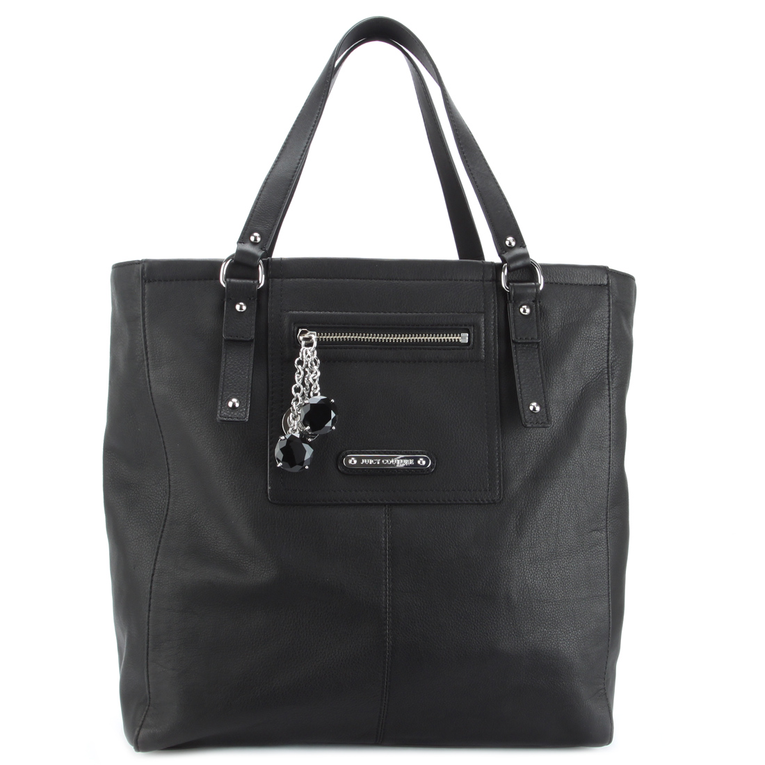 Juicy Couture Leather Paisley Tote