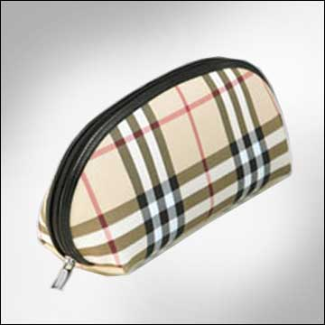 Burberry Nova Check Cosmetic Case