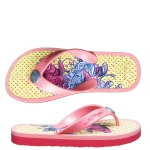 Ed Hardy Flip Flop Beach-Comber Sandal for Women - Peach