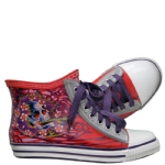 Ed Hardy Harrison Rain Shoe For Women- Fuschia