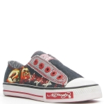 Ed Hardy Greaser Lowrise Shoe for Kids - Dark Blue