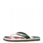 Ed Hardy Beachcombers Love Kills Slowly Flip Flop for Women - Camo