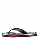 Ed Hardy BC GPA Love Kills Slowly Flip Flop for Women - Black