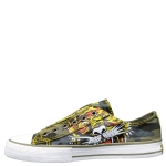 Ed Hardy Lowrise Chaud Tiger Sneaker for Women - Camo