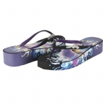 Ed Hardy Kim Flip Flop Sandal  for Women - Purple
