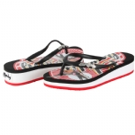 Ed Hardy Kimmy Flip Flop for Women - Black