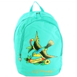 Ed Hardy Josh Spring Sparrow Backpack - Turquoise