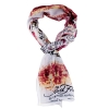 Ed Hardy 18x75 Tiger Scarf - Orange