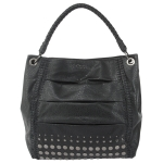 Christian Audigier Francesca Hobo Bag-Black