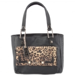 Christian Audigier Magda Tote- Black
