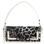 Christian Audigier Tea Shoulder - White