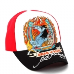 Ed Hardy Boys Dead Or Alive-Red/White