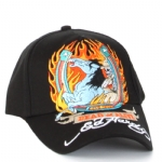 Ed Hardy Boys Dead Or Alive Cap - Black