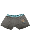 Ed Hardy Bulldog Boys Boxer Brief - Grey