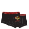 Ed Hardy Bulldog Boys Boxer Brief - Black