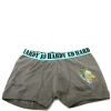 Ed Hardy Skull Boys Boxer Brief - Grey