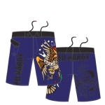 Ed Hardy Toddlers Board Shorts - Navy