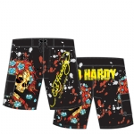 Ed Hardy Boys Swim Board Shorts - Black