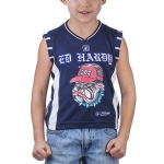 Ed Hardy Toddler Boys Sport Vest- Blue