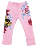 Ed Hardy Toddlers Leggings - Pink