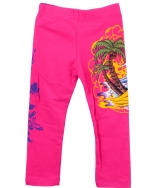 Ed Hardy Toddlers Leggings - Hot Pink