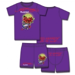Ed Hardy Pajama Set for Toddlers - Purple