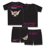 Ed Hardy Pajama Set for Toddlers - Black