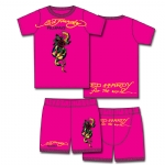 Ed Hardy Pajama Set for Toddlers - Pink