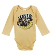 Ed Hardy Infants Value Onesie - Tan