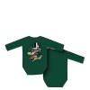 Ed Hardy Infants Value Onesie - Dark Green