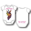 Ed Hardy Infants Value Onesie - White