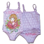Ed Hardy Toddlers Swimsuit - Lilac