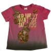Ed Hardy Baby Girls Guitar T-Shirt - Pink